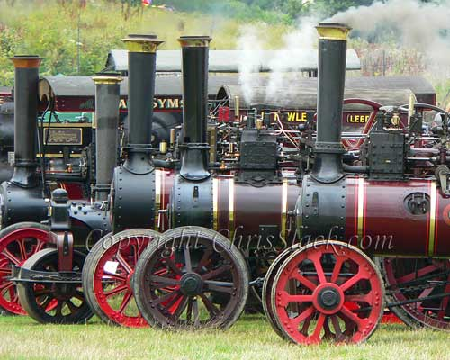 Tracton engines