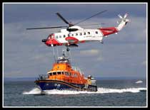 Whiskey Bravo and the Torbay Lifeboat