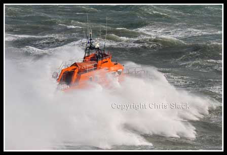 The RNLI Torbay Lifeboat