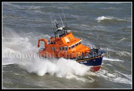 RNLI In Action